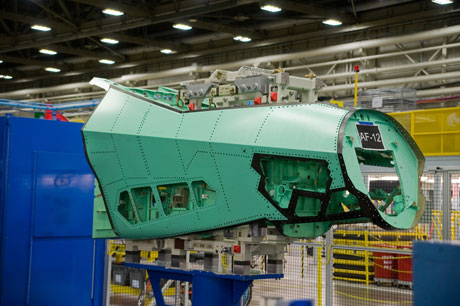 Custom Tools Achieve F-35 Stealth Characteristics While Lowering Assembly and Operating Cost